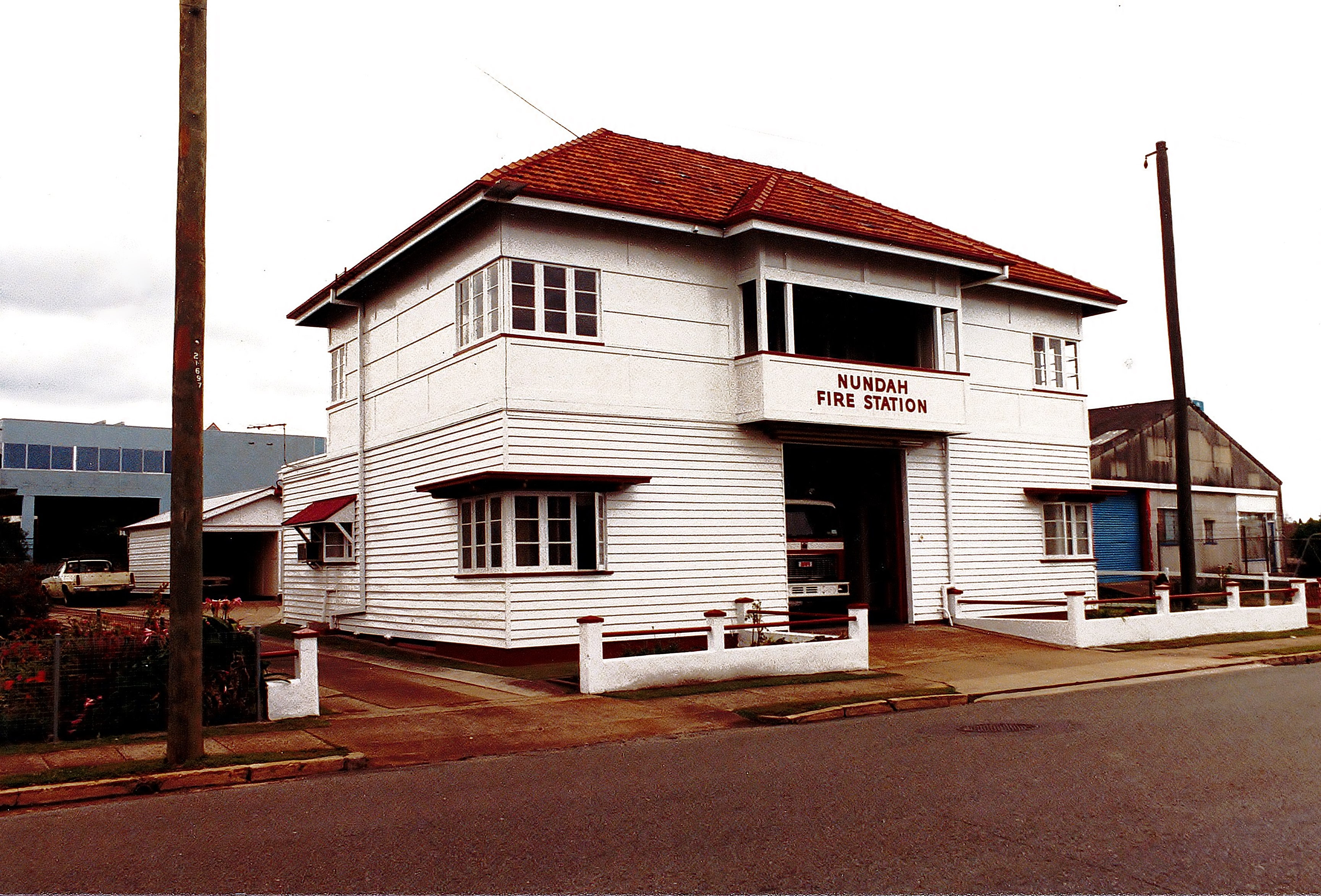Nundah Fire Station