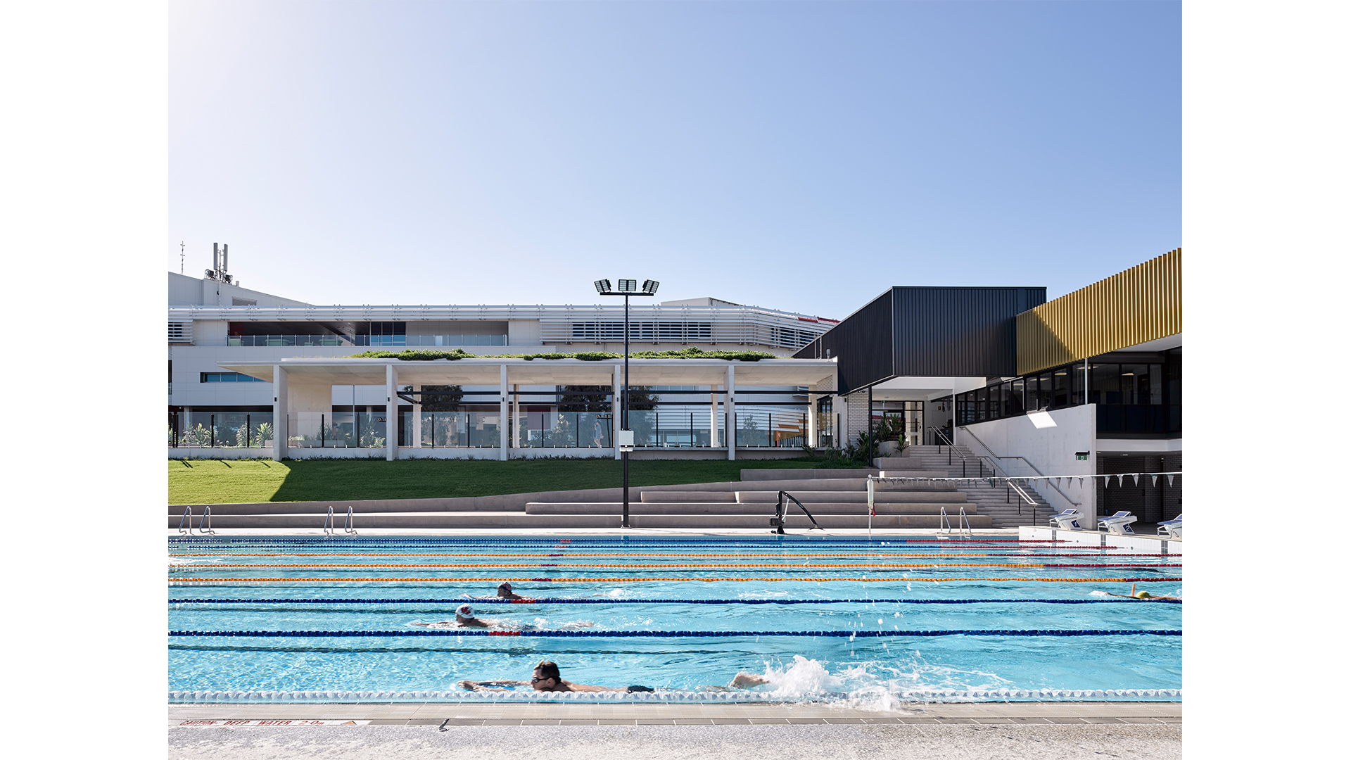 Griffith University Swimming Pool