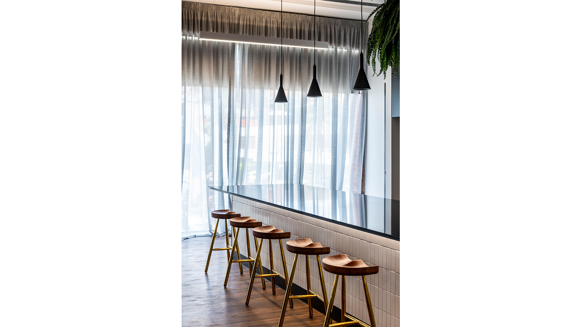 Porter Davis Showroom stools