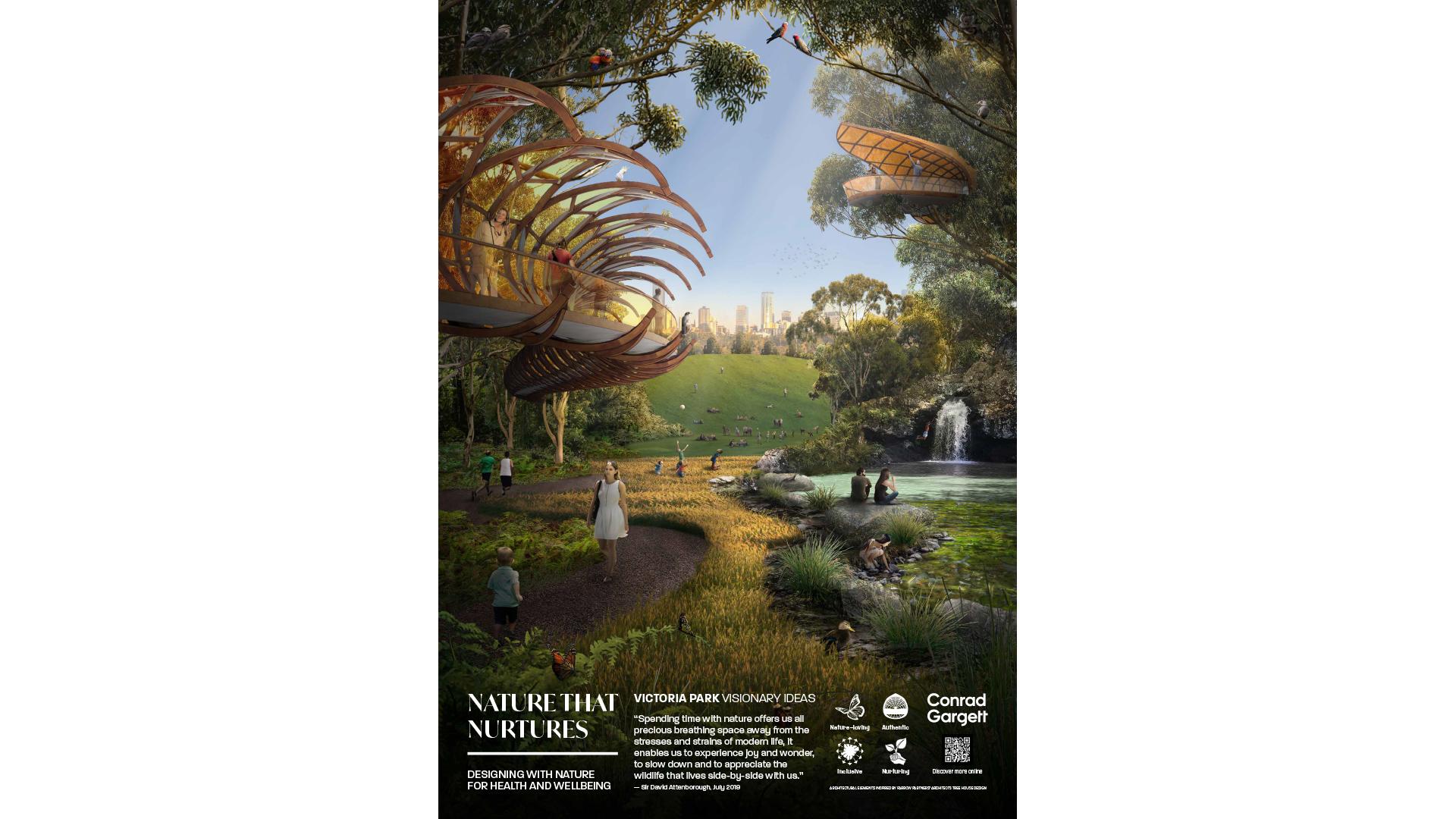 Victoria Park Ideas Board