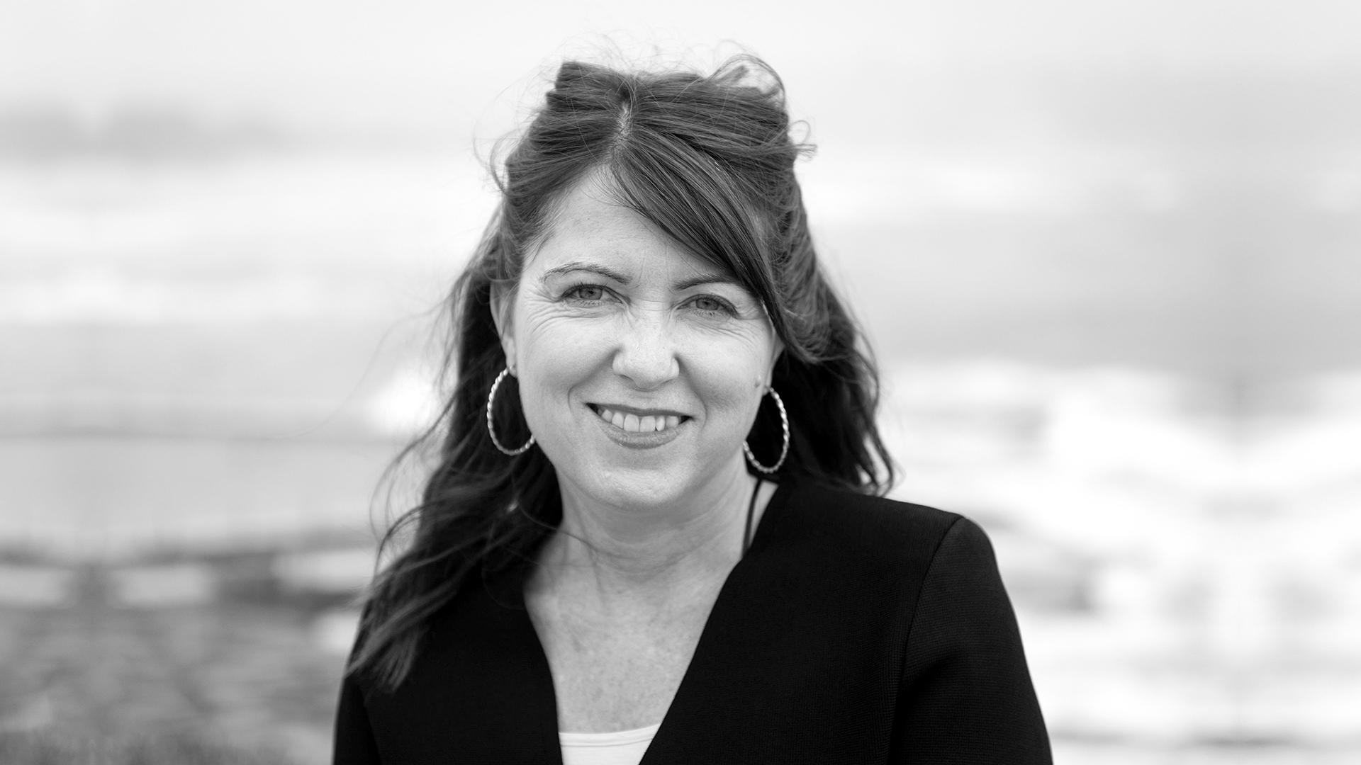 New Director Gillian Donaldson