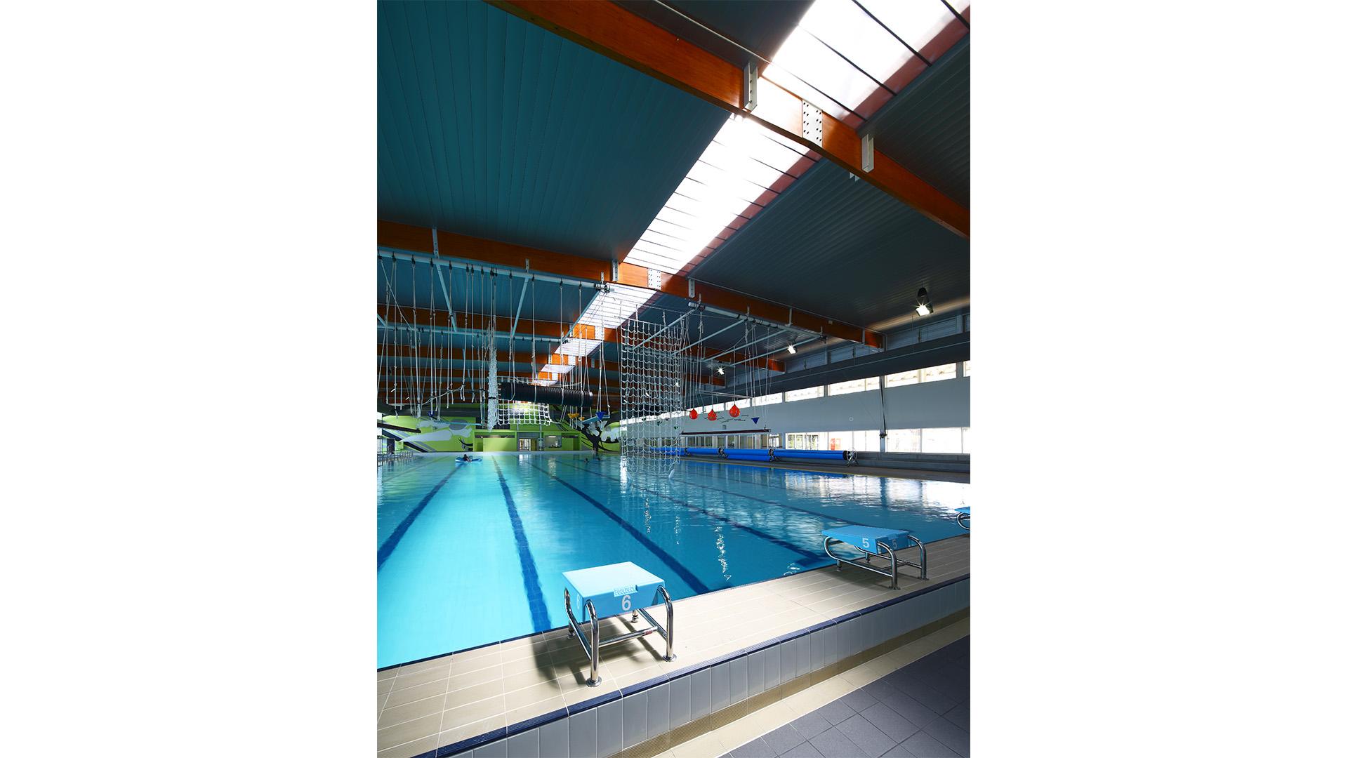 50m Training Pool
