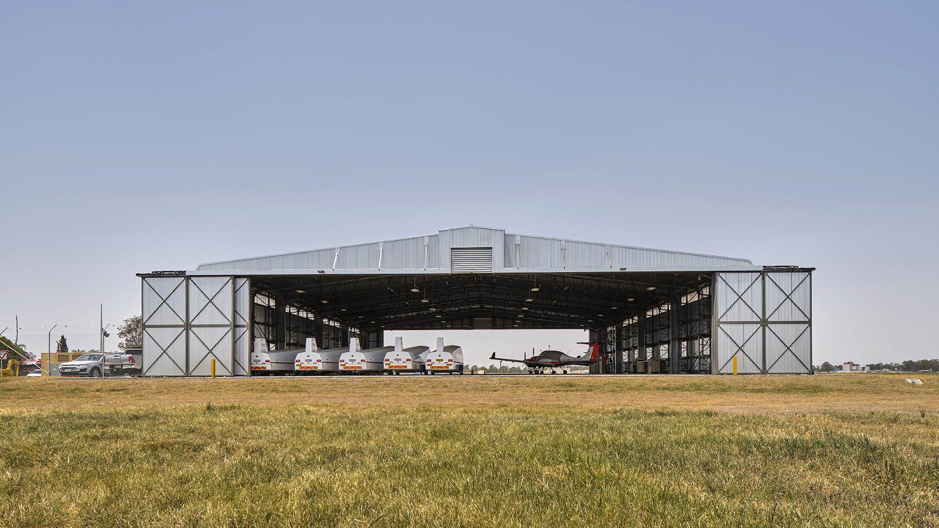 Bellnan Hangar