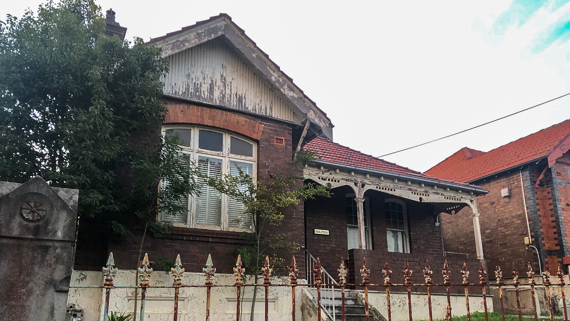 Dulwich Hill home