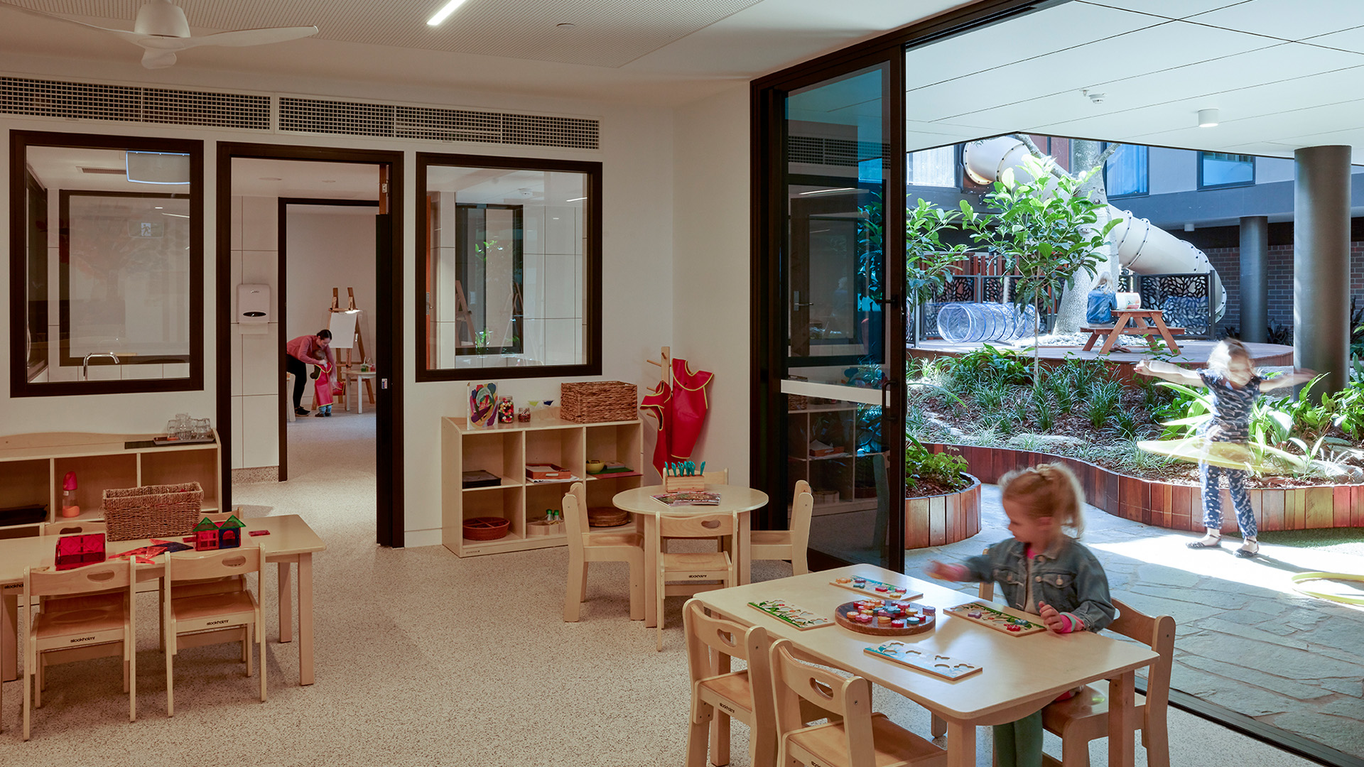 Habitat Early Learning