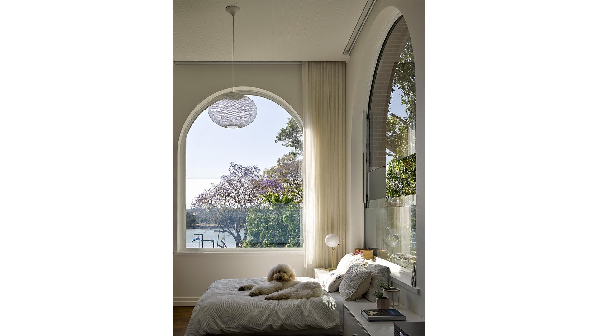 Maritimo bedroom view