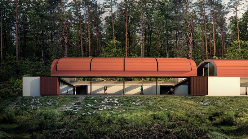 Yoga Cliff House