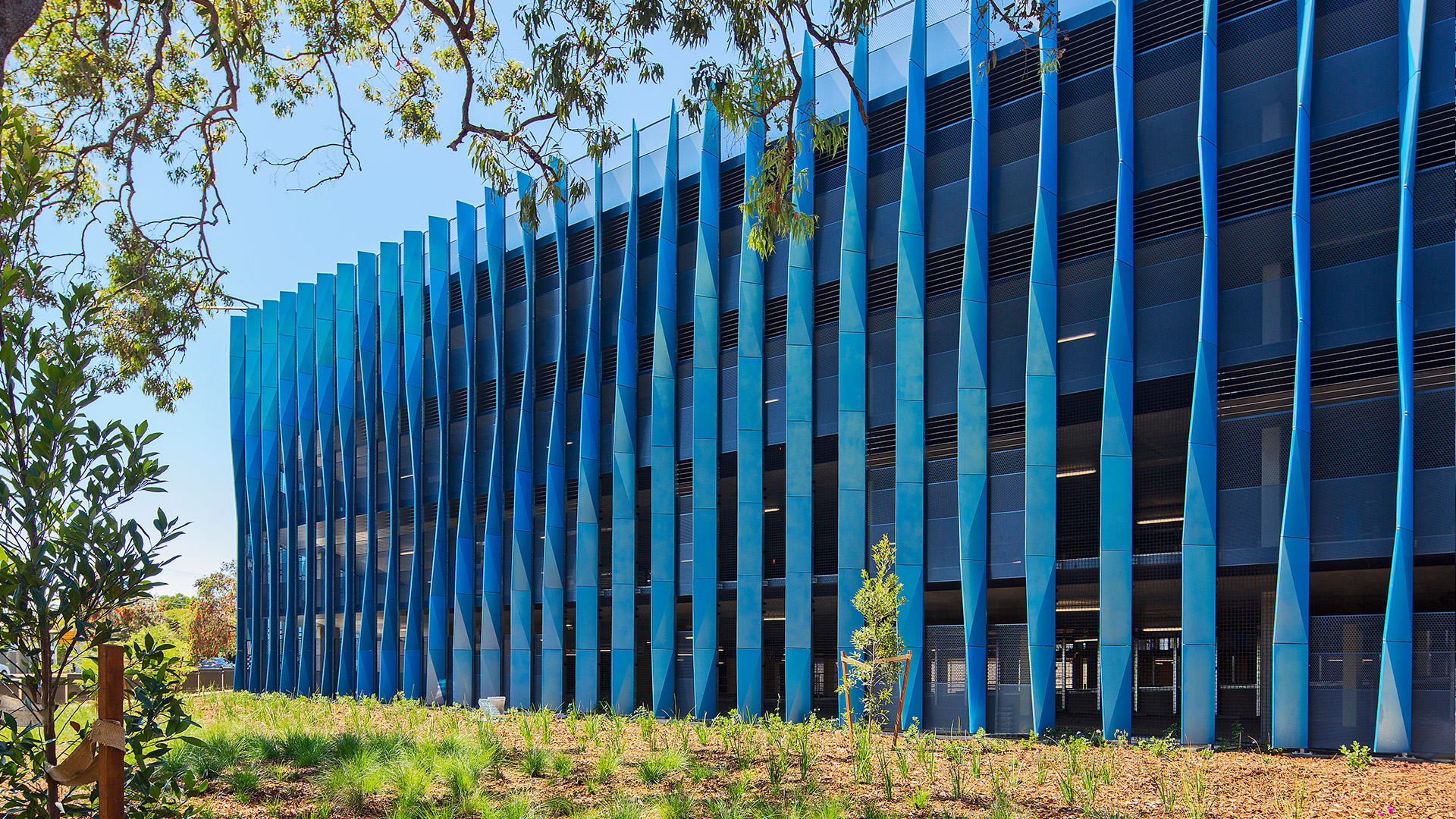 Redcliffe Hospital Multi Deck Car Park