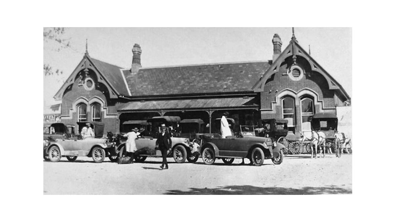 bairnsdale railway